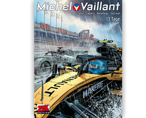 Michel Vaillant - 2. Staffel - Band 08